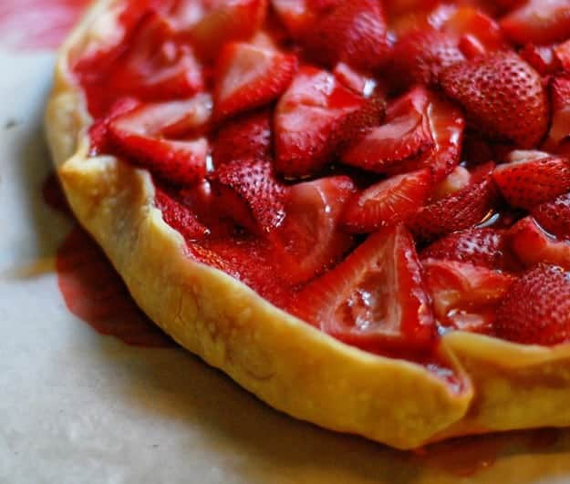 crostata recipe