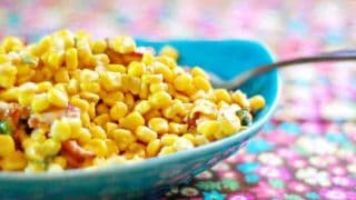 Corn. With Bacon. Because Bacon Makes Everything Better.