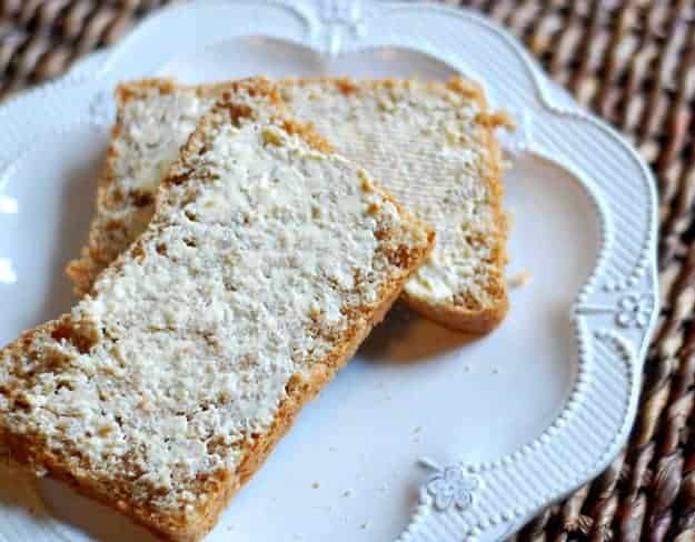 This honey wheat bread is a favorite in our house!