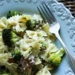 mozzarella pasta salad