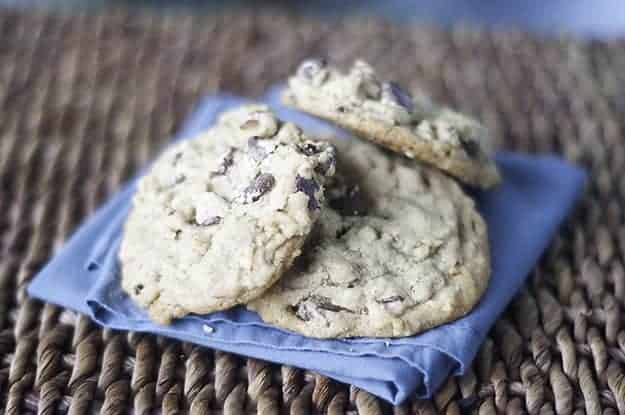 My Favorite Chocolate Chip Cookies recipe