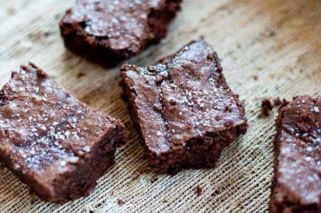 Sweet and Salty Brownie - The Fudgiest Brownie I've Ever ...