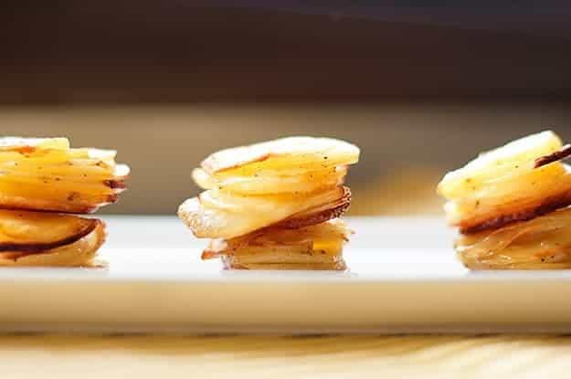 Mini Pommes Anna recipe