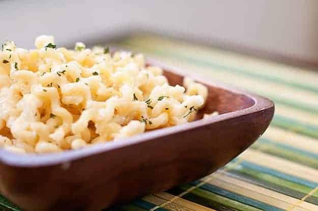 Pasta ai Quattro Formaggi recipe