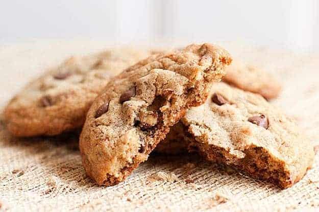 Chocolate Covered Pretzel Cookies recipe