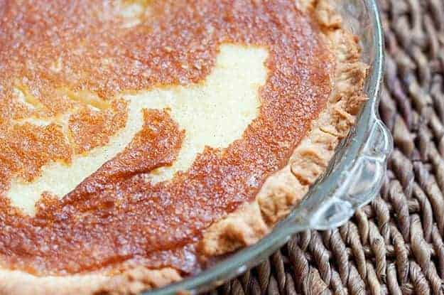 Buttermilk Pie Buns In My Oven
