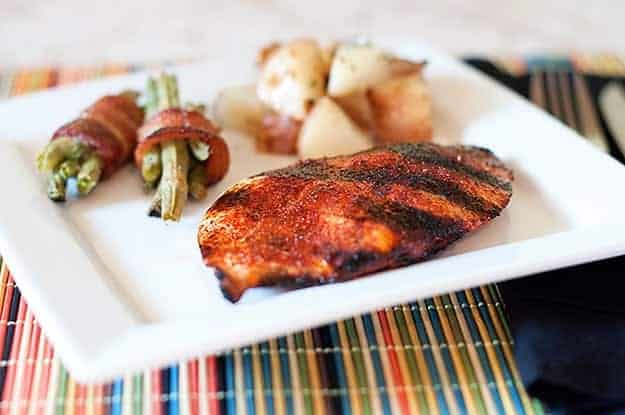 Barbecue Dry Rub