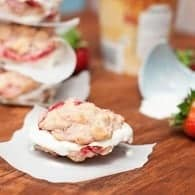 strawberry shortcake ice cream sandwich cookies