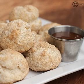 cinnamon biscuit balls recipe