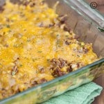 sloppy joe bake recipe