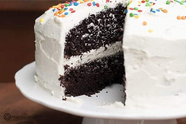 Whipped frosting recipe - like what you'd find in the grocery store bakery!