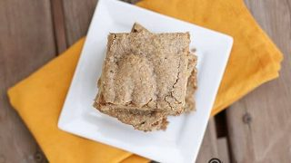 Johnny Appleseed Bars