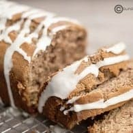 cinnamon roll quick bread recipe