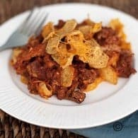 frito pie recipe with chili