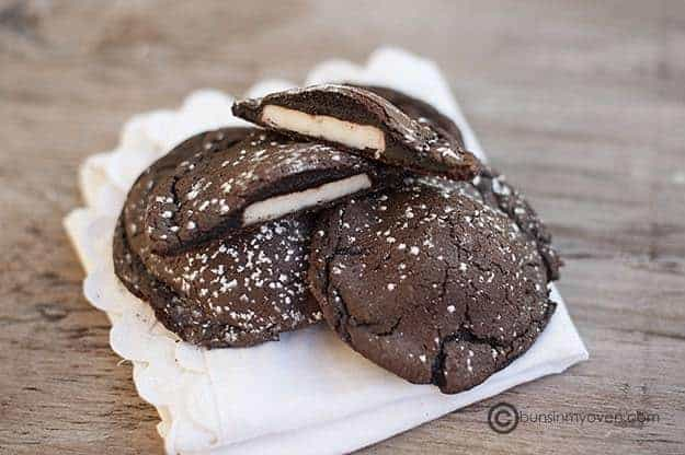 peppermint patty cookies