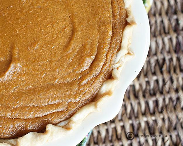 sweet potato pie recipe 1