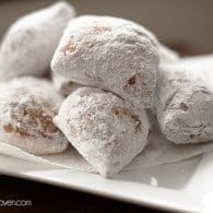 recipe for beignets