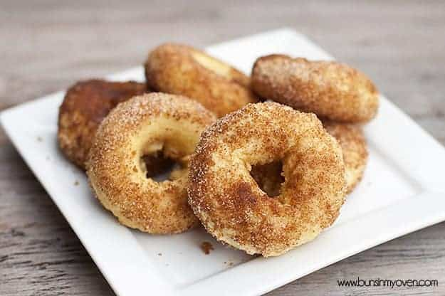 "donut"" on my blog you are met with 3 pages of donut recipes"