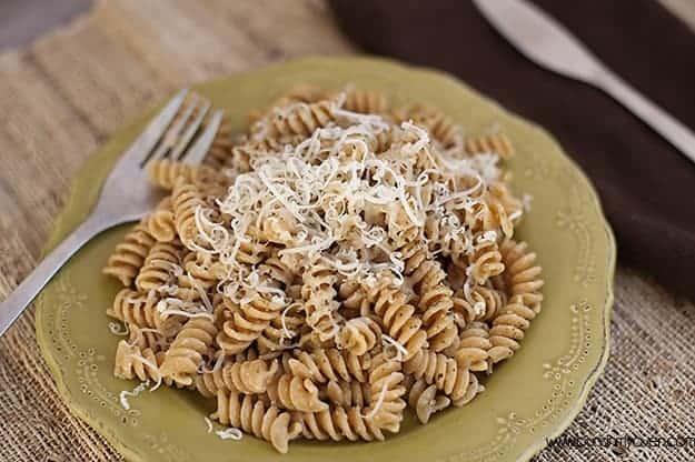 Barilla Whole Grain Pasta recipe