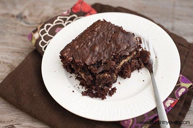 Gooey Chocolate Dulce de Leche Cake recipe