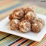 goat cheese bacon ball recipe