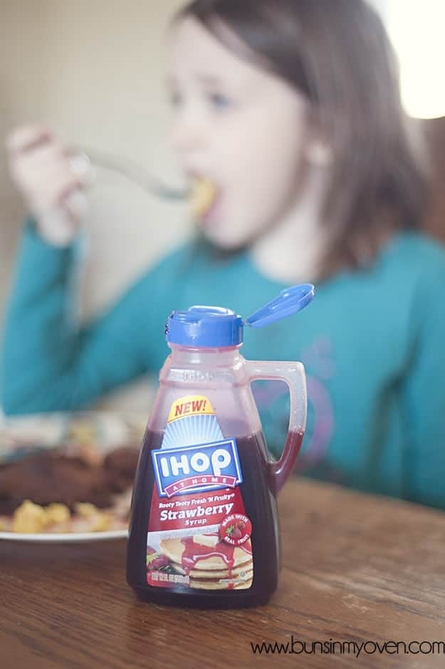 IHOP   Sponsored Post and Giveaway recipe