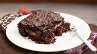 Gooey Chocolate Dulce de Leche Cake