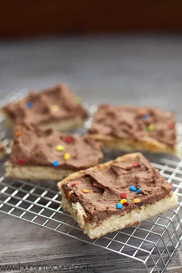 Lofthouse Sugar Cookie Bars recipe