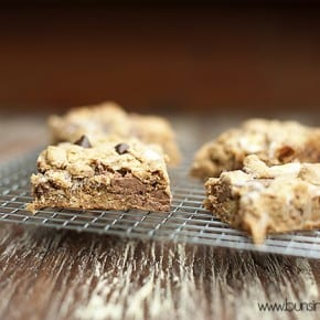 recipe with biscoff spread
