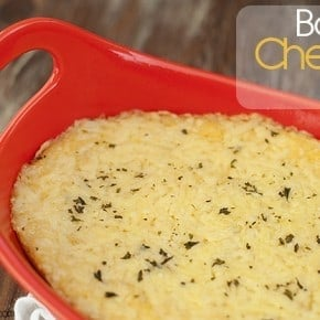 baked cheese grits recipe