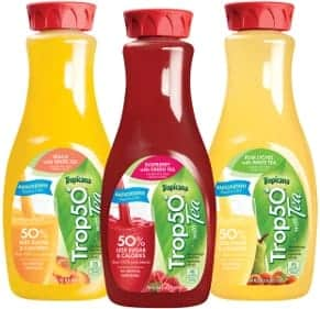 Trop 50 with Tea Review and Giveaway! recipe