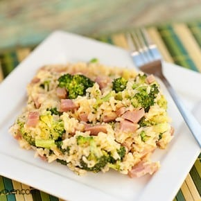 cheese broccoli rice
