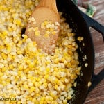 creamed corn recipe
