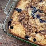 blueberry honey bun recipe