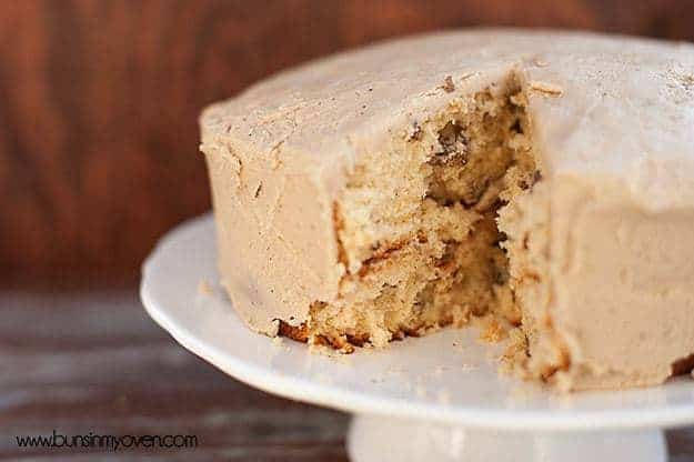 Butter Pecan Pound Cake From Scratch