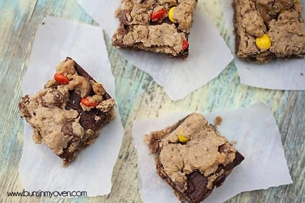 monster revel bars recipe by bunsinmyoven.com