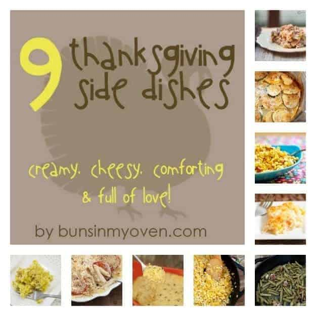 Thanksgiving Side Dishes Recipes recipe