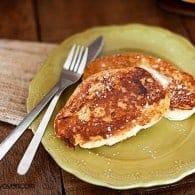 Eggnog French Toast recipe