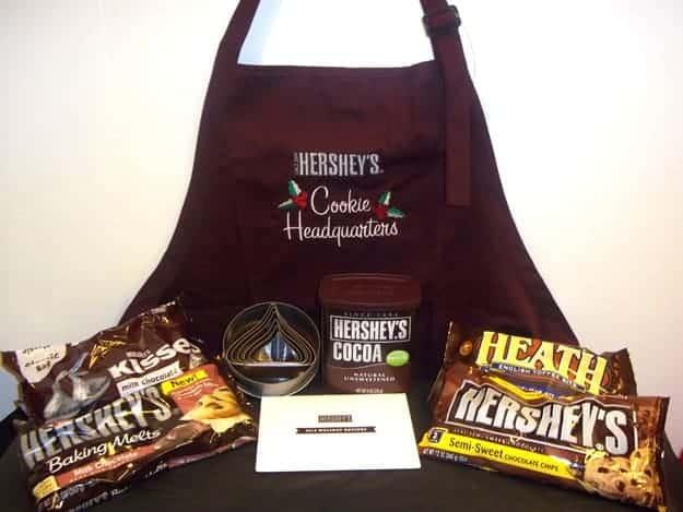 Hersheys Gift Basket Giveaway recipe