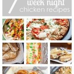 quick and simple chicken recipes