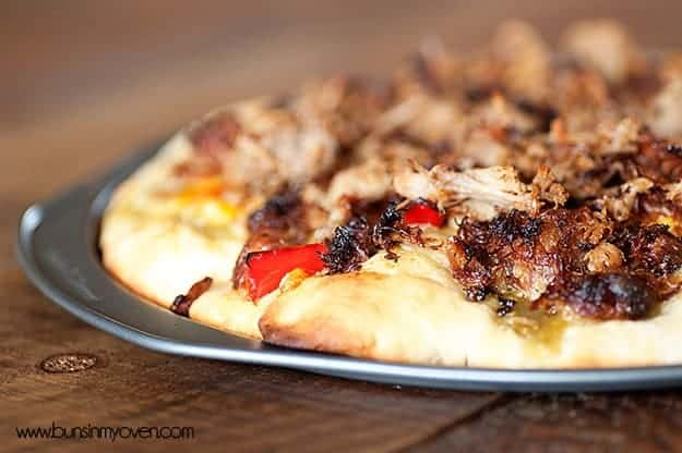 Carnitas Pizza Recipe