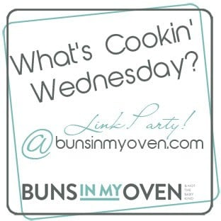What's Cookin' Wednesday?