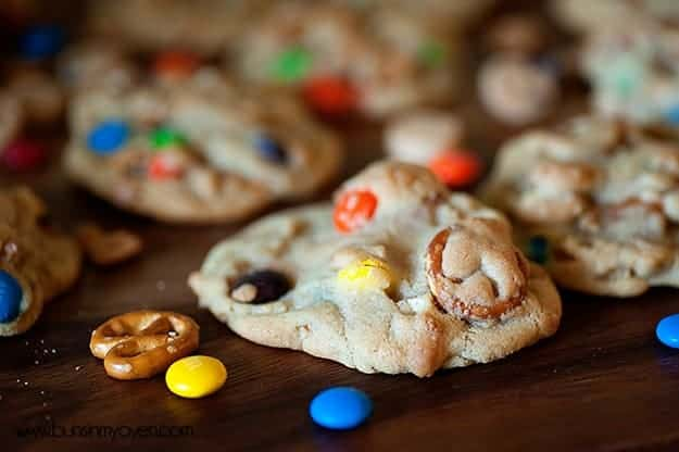 snack mix cookie recipe