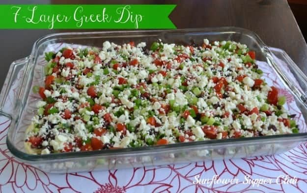 Greek-Dip