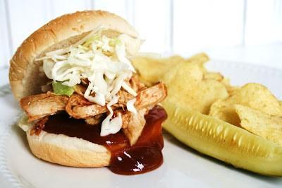 Pulled BBQ chicken2-1