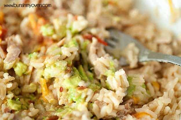 Salsa Verde Pork Burrito Bowls! #slowcooker #crockpot #recipe