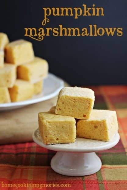 pumpkin-marshmallows
