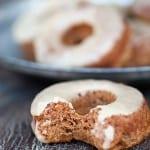 maple glaze baked donut recipe