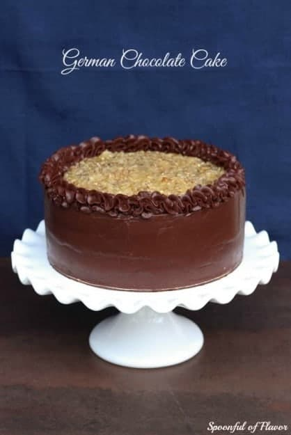 German-Chocolate-Cake