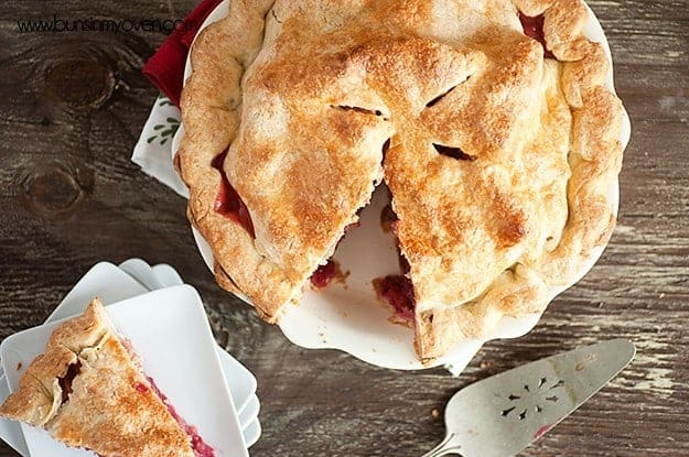 Cranberry Apple Pie (And Perfecting Your Pie Crust!)